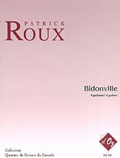 Bidonville - Roux Patrick