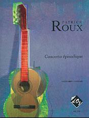 Concerto épisodique - Roux, Patrick
