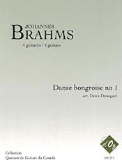 Danse hongroise no 1 (arr. D. Donegani) - Brahms, J.