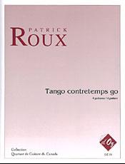 Tango contretemps go - Roux, Patrick